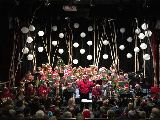 The 18th annual Tuba Christmas event in St. Cloud will begin at 6 p.m. Dec. 10 at the Paramount Center for the Arts.