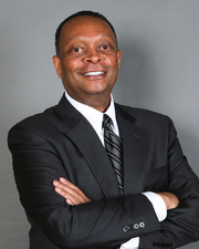 Alan D. Robertson, Florida A&M University's CFO and vice president for finance and administration.