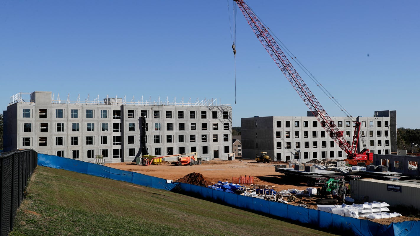 FAMU trustees chairman: No more room for missteps in completing dorm, dining complex