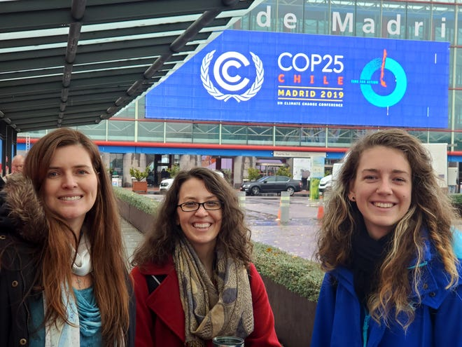 Cara Fleischer arrived in Madrid, Spain on Sunday, December 1 for the COP25 climate conference along with her Christian Observer colleagues Lindsay Linskey and Camille Meckwinski.