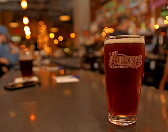 You can now get beer to go from Yonkers Brewing Co.