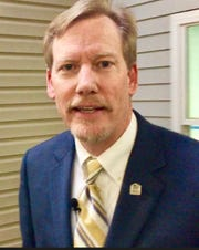 Kevin Smith is CEO of Habitat for Humanity of New Castle County