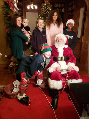Santa House at the Kell Museum runs daily through Dec 13 at the Kell House Museum.  The exhibit is open 9 a.m. to 12:30 p.m. weekdays, and 6 to 8 p.m. on Dec. 6 and 13 as well as 10 a.m. to 3 p.m. Saturday and 1 to 3 p.m. Sunday.