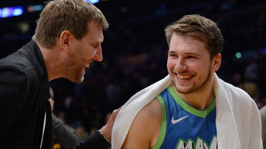 How Mavericks' Luka Doncic has proven even Dirk Nowitzki wrong and blossomed into a superstar
