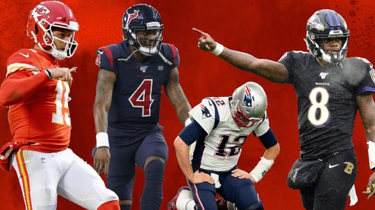 Opinion: Deshaun Watson's aggressiveness helps Texans slay the Patriots