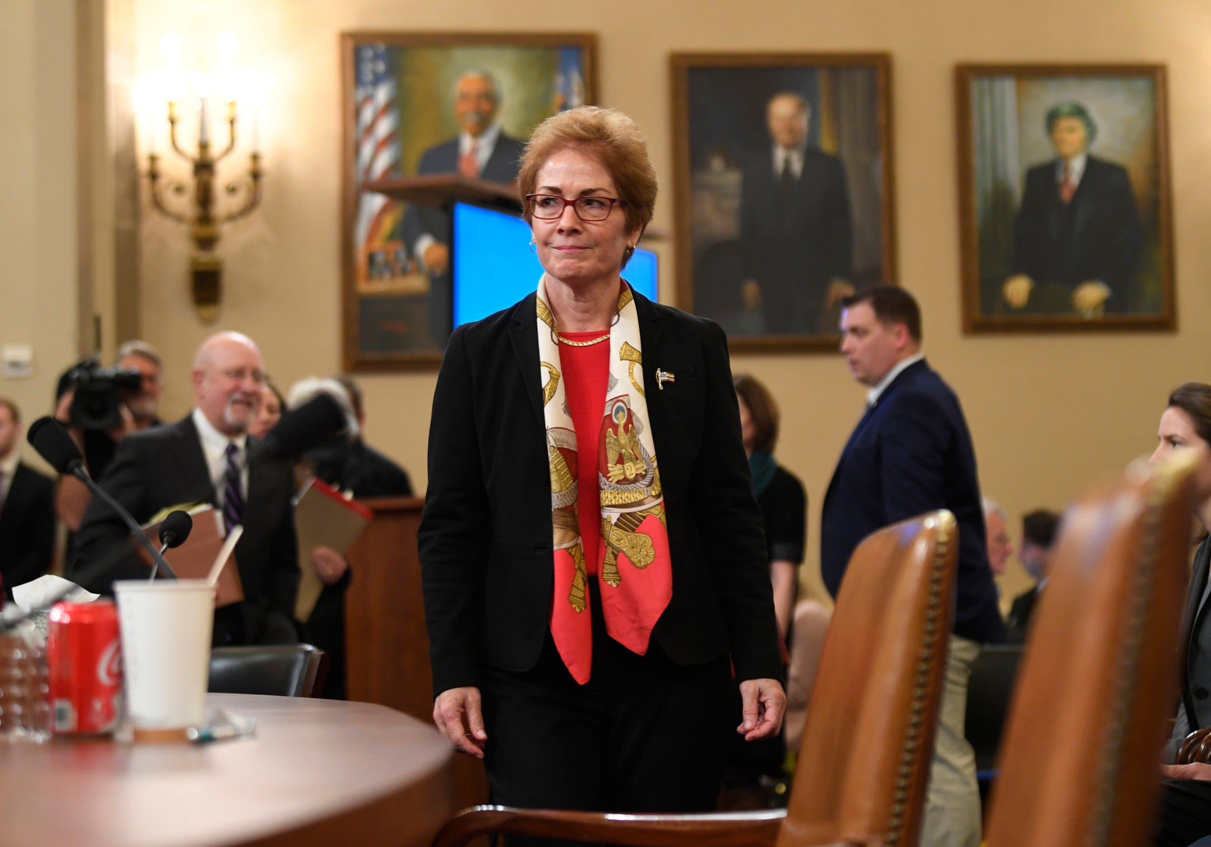 Ousted Ukraine ambassador Marie Yovanovitch part of Rudy Giuliani federal inquiry, lawyer says