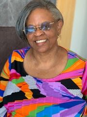 Earline Butler Sims, mother of Arlan Hamilton