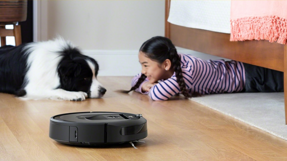 Our favorite robot vacuum, the iRobot Roomba i7+, is $300 off today.