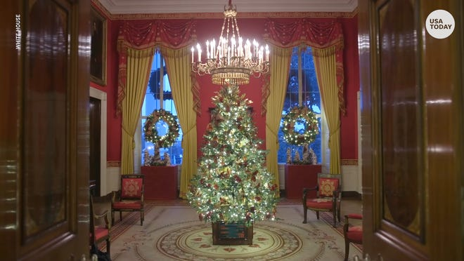 Westlake Legal Group bf05d9cd-d503-4e0d-aa15-c8e32ddf88f6-VPC_WH_XMAS_DECOR_WIDE Inside the White House