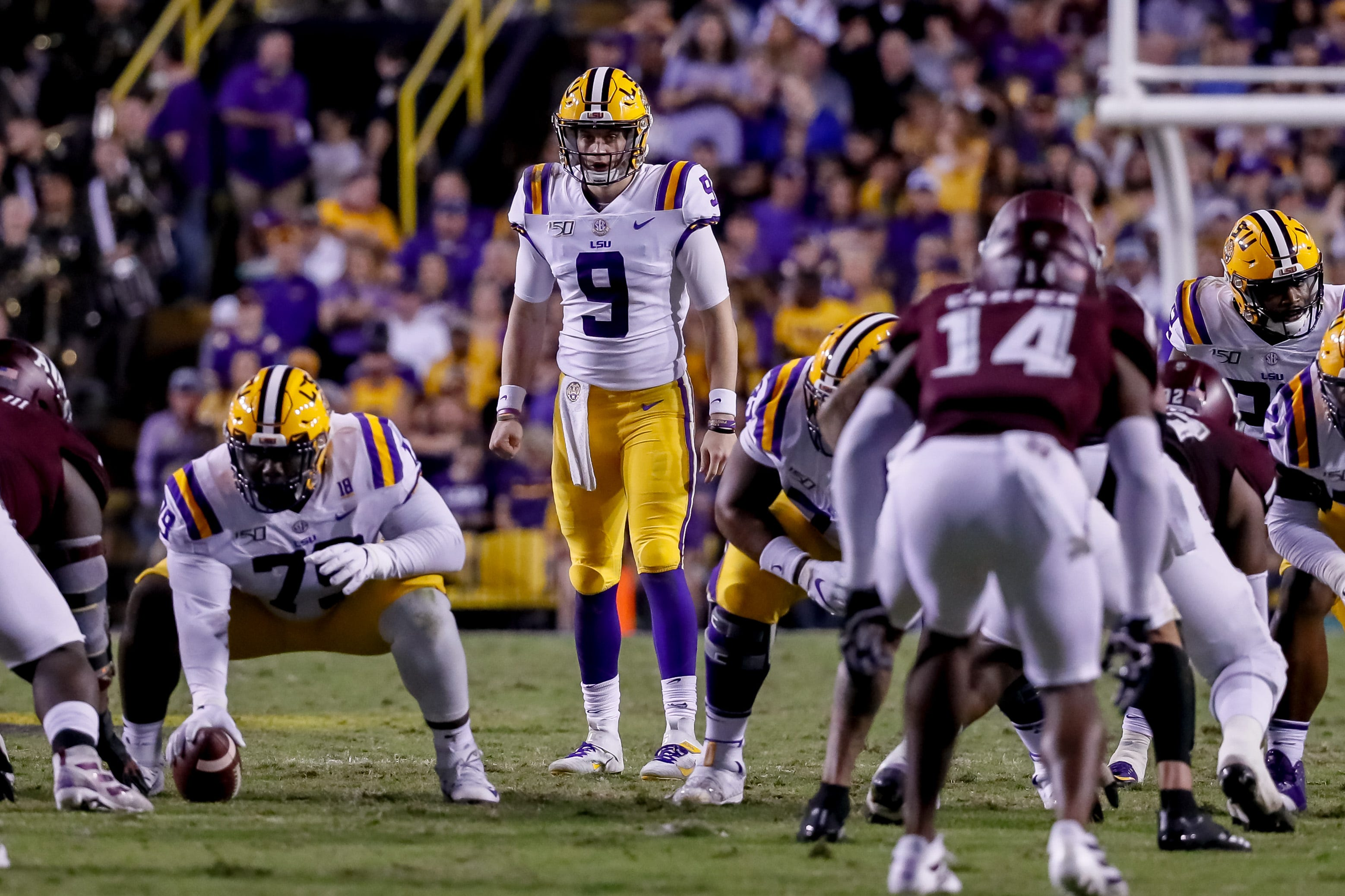 Heisman Watch: Joe Burrow continues to lead with one weekend left for contenders