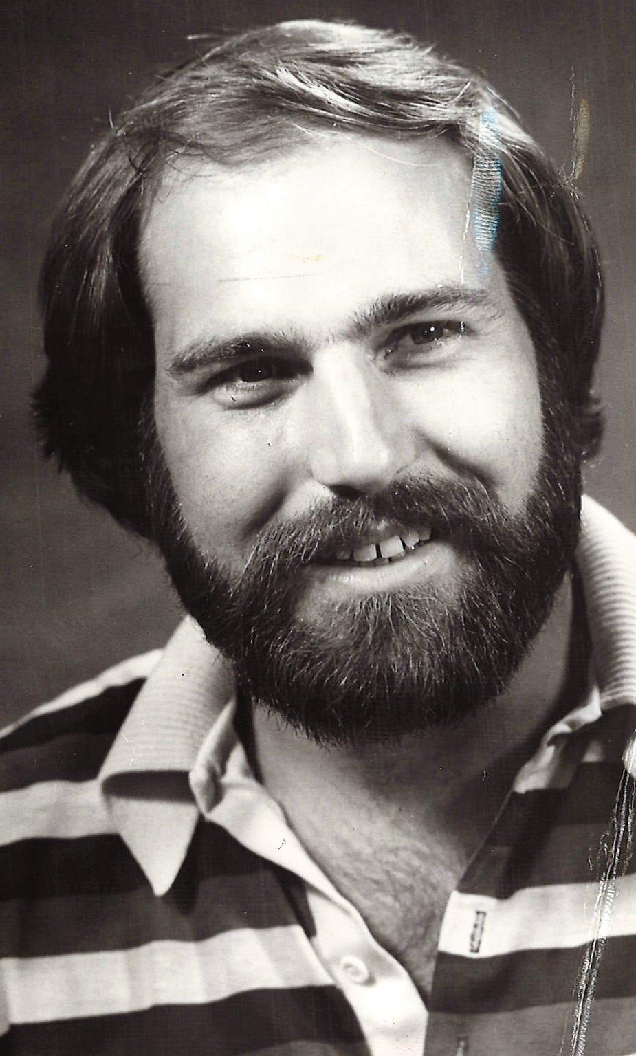 Mark McDonald, former Abilene Reporter-News sports writer