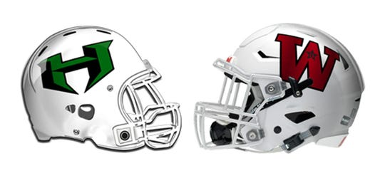 Region II-2A Division II final: Hamlin vs. Wellington
