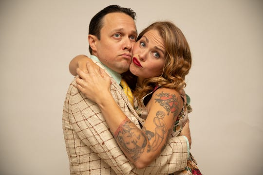 Yes Darling, featuring Burlington musicians Ryan Montbleau and Hayley Jane, performs Dec. 7 in Essex.