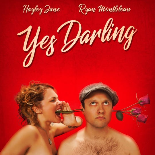 Hayley Jane and Ryan Montbleau released their Yes Darling album in 2018. The vinyl version was pressed at Burlington Record Plant.