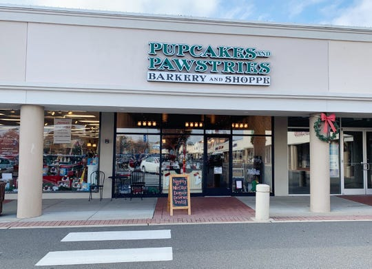 Pupcakes and Pawstries has opened at the Somerset Shopping Center at the Somerville Circle.