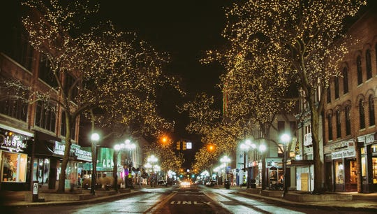 Shop Midnight Madness in Ann Arbor Friday. Stores will stay open late and offer specials and sales.