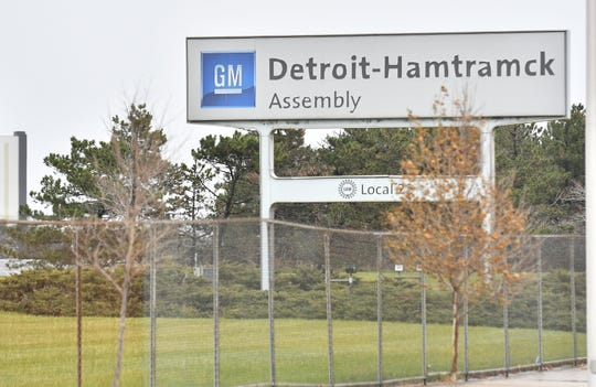 Layoffs of 814 hourly and salary employees at GM's Detroit-Hamtramck Assembly plant willbegin Feb. 28.