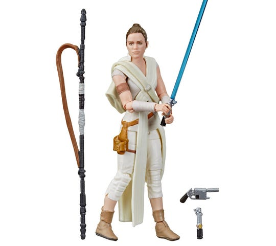 Toys from 'Star Wars' remain big.