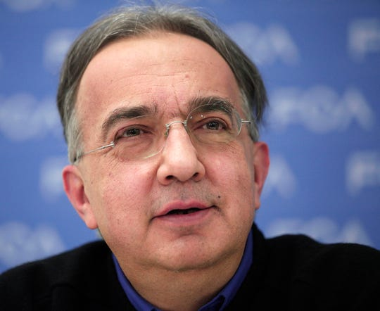 The estate of former Fiat Chrysler CEO Sergio Marchionne, along with other  top executives and the automaker itself, are being sued by shareholders over unspecified losses following a racketeering case filed by General Motors Co.