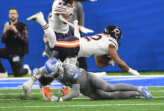 Lions rookie Amani Oruwariye has yet to allow a pass of more than 19 yards, but the Vikings await with a talented group of pass-catchers.
