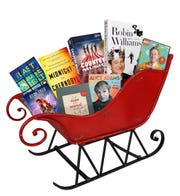 Books and DVDs for everyone on your list
