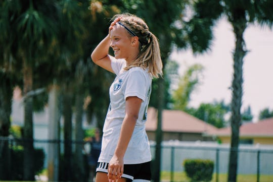 Ryleigh Acosta joined the U.S. Soccer Olympic Development national camp after being selected as one of the top youth players in the Southeastern U.S.