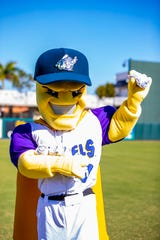 "The Fort Myers Miracle made a major announcement Tuesday at Hammond Stadium. They will know be named ""Fort Myers Mighty Mussels"" Officials from the city and county were in hand as well as former players were there for the announcement, Monday, December 3, 2019."