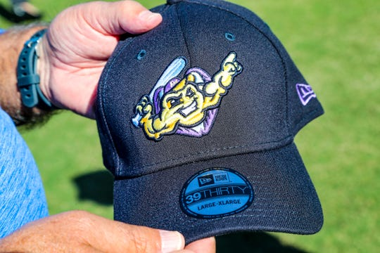"""The Fort Myers Miracle made a major announcement Tuesday at Hammond Stadium. They will know be named """"Fort Myers Mighty Mussels"""" Officials from the city and county were in hand as well as former players were there for the announcement, Monday, December 3, 2019."""