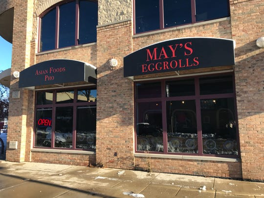 May's Eggrolls owners May Ly and Tom Xiong have decided to retire from their restaurant at 154 N. Broadway. Ger Yang and Rebecca Lor will take over in December under the name Pho Coma.