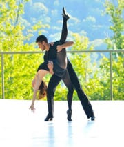 Julian Ramos completed intensive training at The School at Jacob's Pillow.