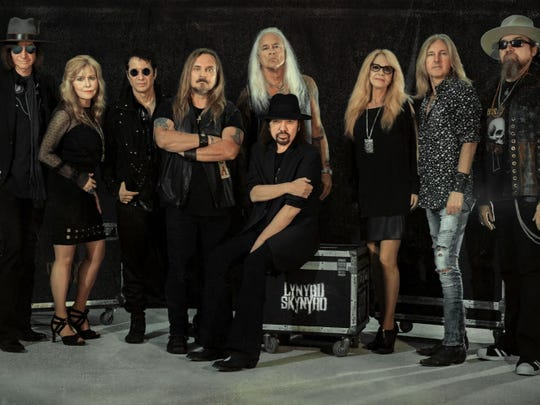 Lynyrd Skynyrd will perform July 31 at the Amphitheater at White River State Park.