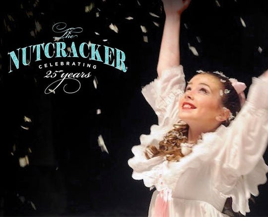 Ballet Mississippi's The Nutcracker 2019