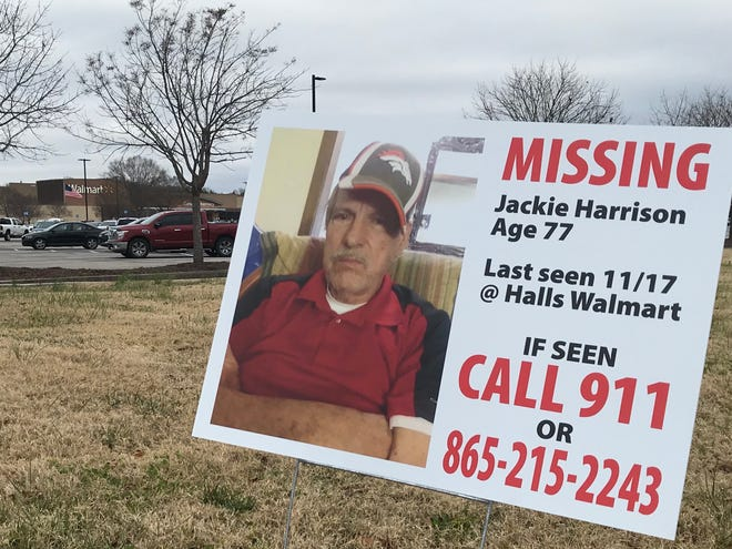 Authorities confirmed today the body found in a Halls area creek Saturday is that of Jackie Harrison who was last seen in November.
