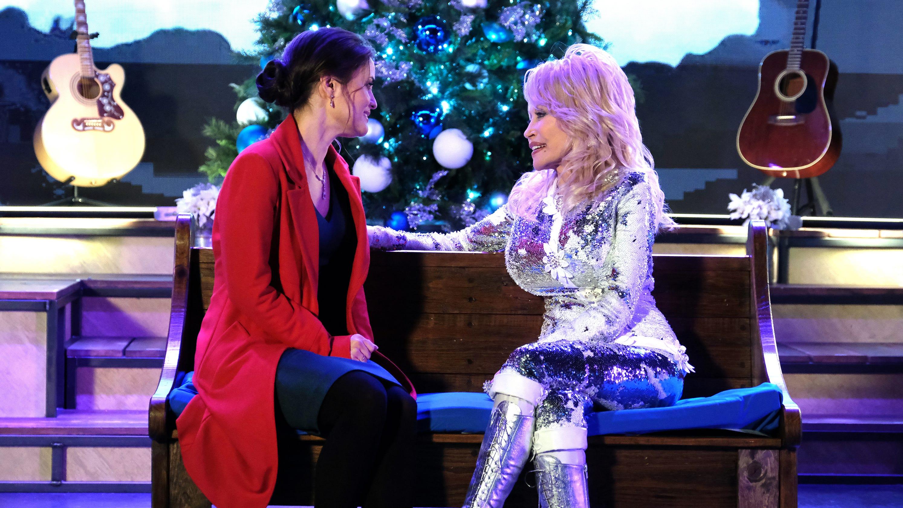 Christmas at Dollywood:' 5 things to