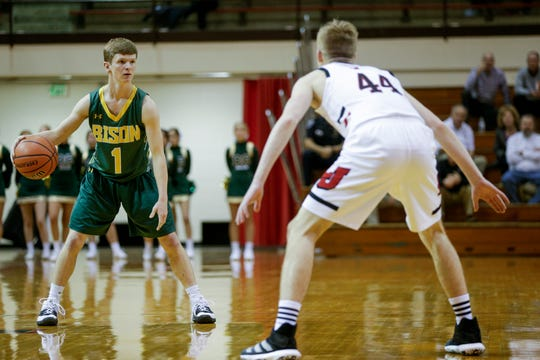 Chase Creek scored a team-high 15 points to help Benton Central defeat Maconaquah in the opening round of the Class 3A sectional at Twin Lakes.