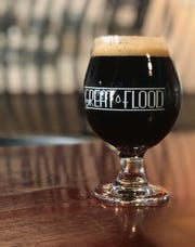 Great Flood Brewing's Coffee '37 porter.