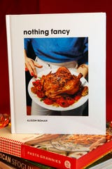 "Popular author Alison Roman is back this year with ""Nothing Fancy,"" a cookbook and guide for having people over for dinner."