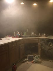 The Wilson family said their Bosch dishwasher was the cause of a fire in their Brookfield kitchen in February..