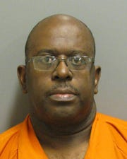 Rubin Caldwell was charged with second-degree domestic violence assault.