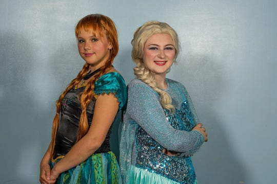 """See """"Frozen Jr."""" on stage at Tucker Theatre."""