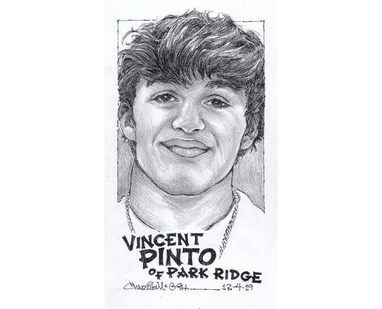 Vincent Pinto, Park Ridge football