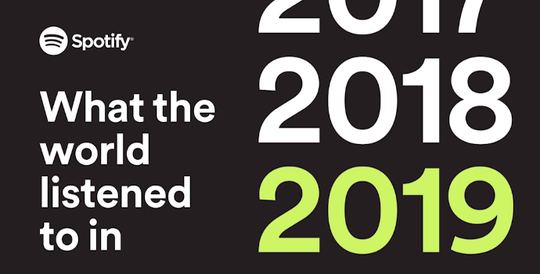 Spotify will release the platform's popular Wrapped year-in-review feature this week.