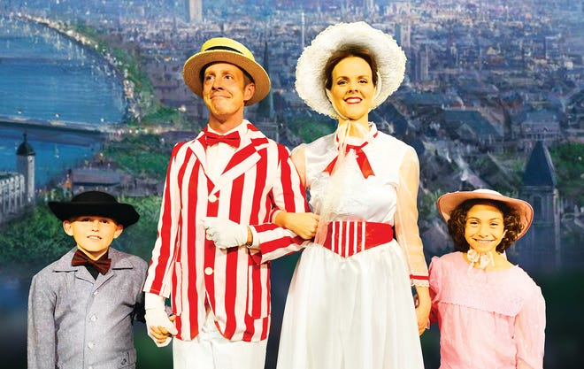"No stranger to showtunes, Desert Theatreworks recently mounted a successful production of ""Mary Poppins."""