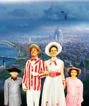 """Desert Theatreworks' production of """"Mary Poppins"""" can be seen at the Indio Performing Arts Center Dec. 6-22, 2019."""