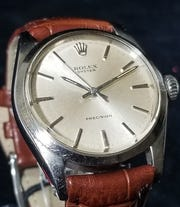 A classic mid-century Rolex Oyster