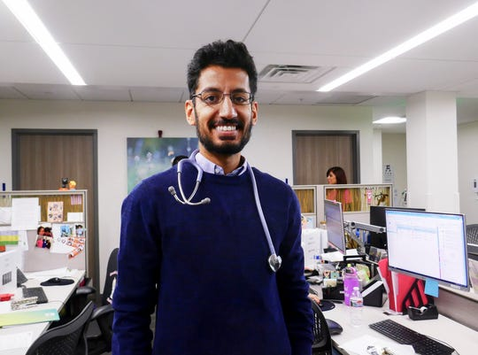 Dr. Moazzum Bajwa completed his residency with Riverside County's University Health System and stayed on as a full-fledged physician and faculty member of the residency.