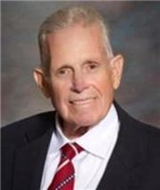 Hesperia City Council member Russ Blewett died last year.