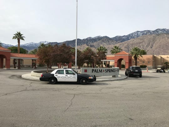 Palm Springs High School was the subject of a social media threat Monday night, Dec. 2, 2019. The 17-year-old suspect was arrested Tuesday, Dec. 3, 2019.