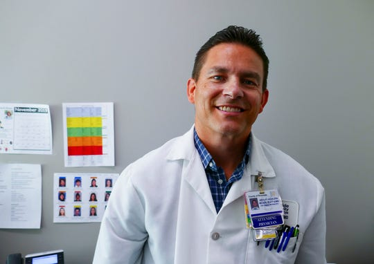 Dr. Adolfo Aguilera is associate director of the Riverside County University Health System and University of California School of Medicine residency program and physician in charge at the Moreno Valley Community Health Center.