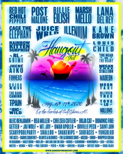 More than 60 performers are scheduled to hit the stage at the 2020 Hangout Festival in Gulf Shores, Alabama, from May 15-17.